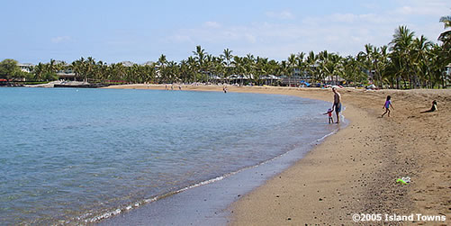 ANAEHOOMALU BEACH