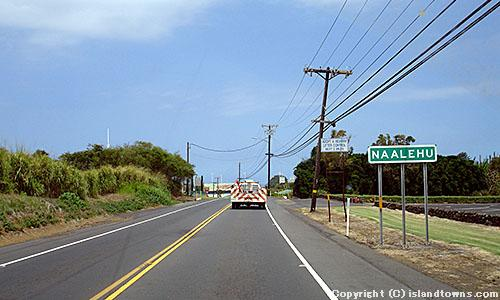 HAWAII BELT ROAD - NAALEHU